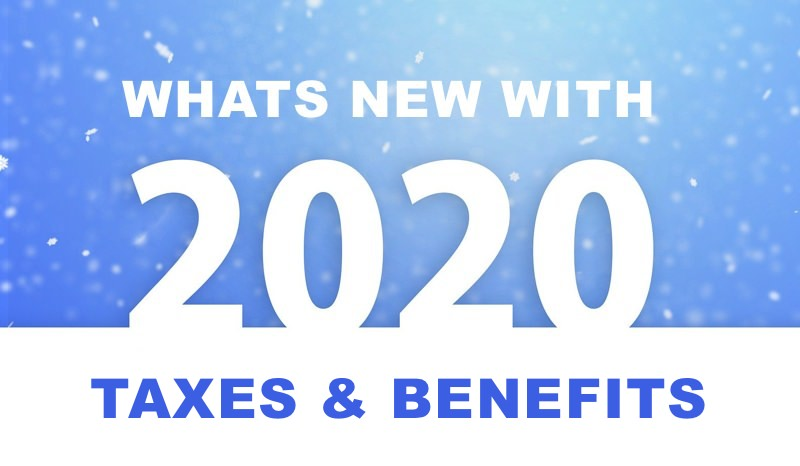 2020 taxes and benefits revenue Canada